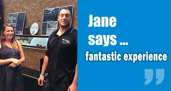Jane Customer Review from Morningside