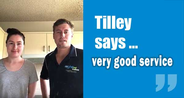 Tilley Customer Review from Morningside